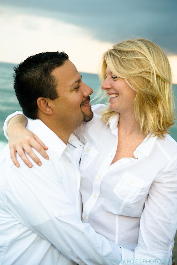 juliacarlosengage09 - jupiter beach resort weddings