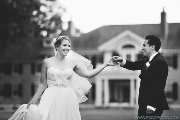 Emotional Wedding Day Pogo Photo
